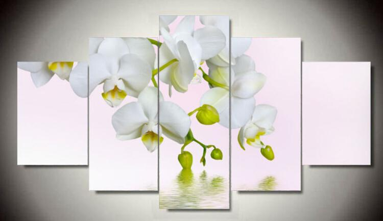 Magnolia Wall Art 2017 magnolia painting on canvas room decoration print picture