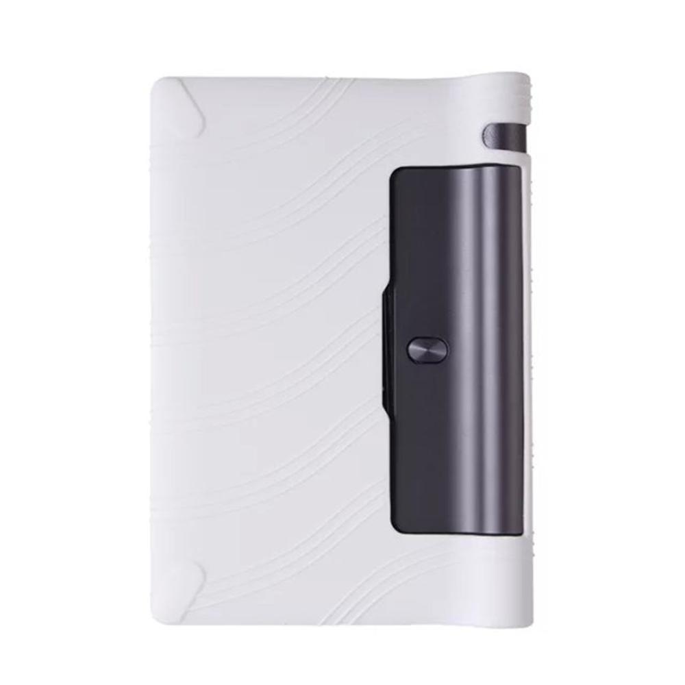 "50pcs weicher Silikon-Rückseiten-TPU-Abdeckung für Tablet Lenovo Yoga Tab 3 8"" 850F YT3-850F 850L 850M Silikagel-Schutzhülle"