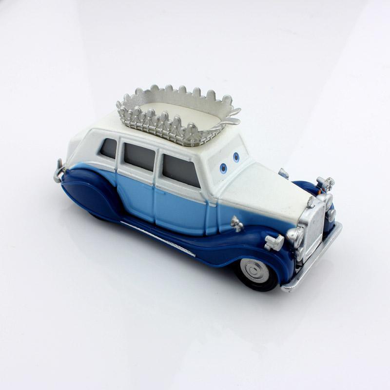 your majesty queen miniature pixar kids cars toys race car metal scale diecast vehicles diecast figure