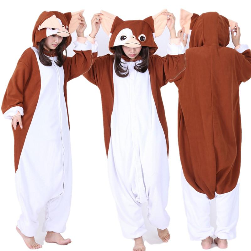 SS Newest Cosplay Anime Funny Bear Easter Onesie Halloween Costumes Adult Women Men Pajamas Christmas Jumpsuit Romper Fleece