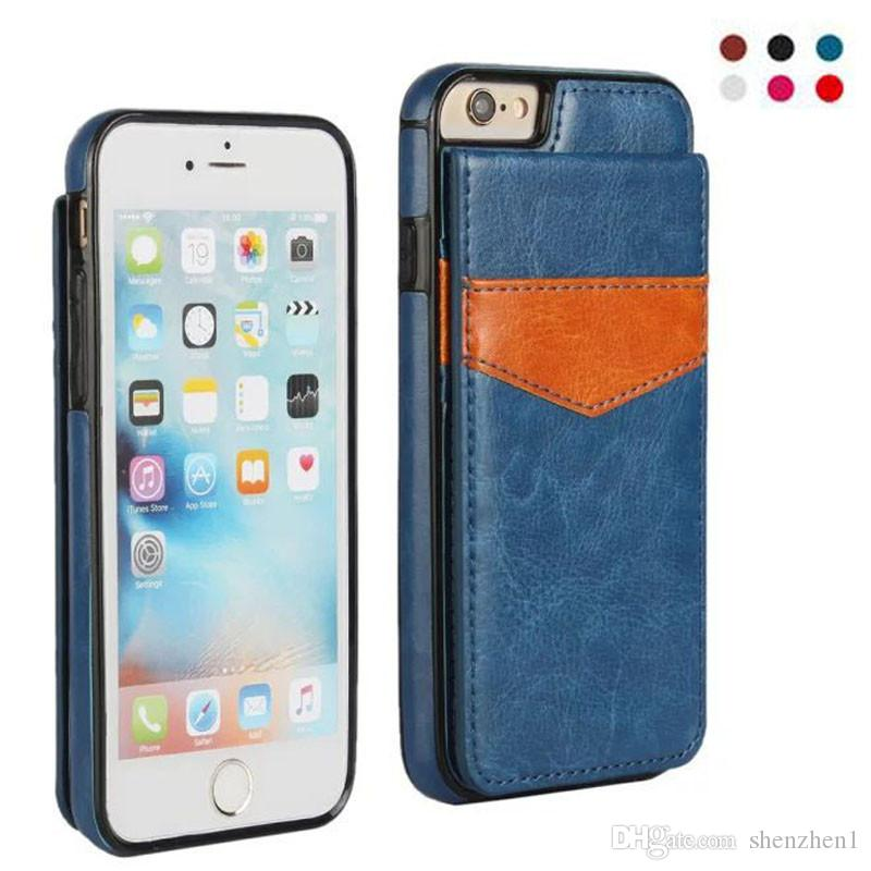 For Samsung S7 Case PU Leather Wallet Case Photo Frame And Card Slot Backcover Case For Huawei P9 Honor 7 Sony SCA231