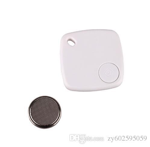 4pcs/lot Bluetooth 4.0 Key Finder Anti-lost Alarm Mini Finder Locator GPS Tracker Child Pet Smart Tracker for iPhone for Samsung