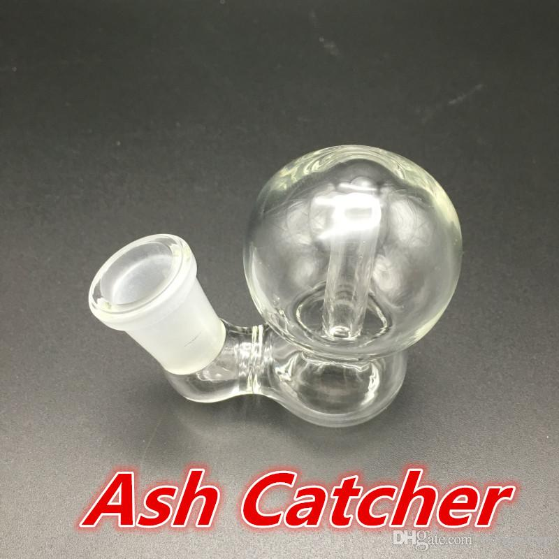 14mm 18mm 18mm Catchers Glass Bowl Bowl Calabash Design Bongs Ambientazione interna Accessori per fumare Bubbler