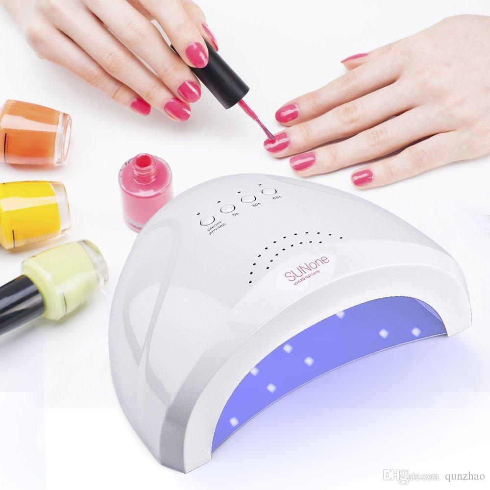 2019 Sunone 48w Led Nails Lamp Professional Uv Nail Dryer Electric Machine Dry Fast Home Use For Curing Nail Gel Polish From Qunzhao 41 63