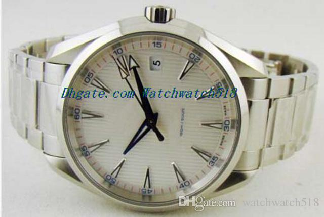 Luxury Watches Stainless Steel Bracelet New Aqua Terra Golf Edition Gauss Steel 42 mm ref. 231.10.42.21.02.004 41.5mm Mechanical MAN WATCH