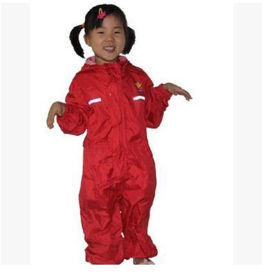 Ba Von Mädchen Einteiler Sets Regen Mantel Kinder Einteilige Regenanzug 001 Baby Kleidung Großhandel Mäntel QBdWorCxe