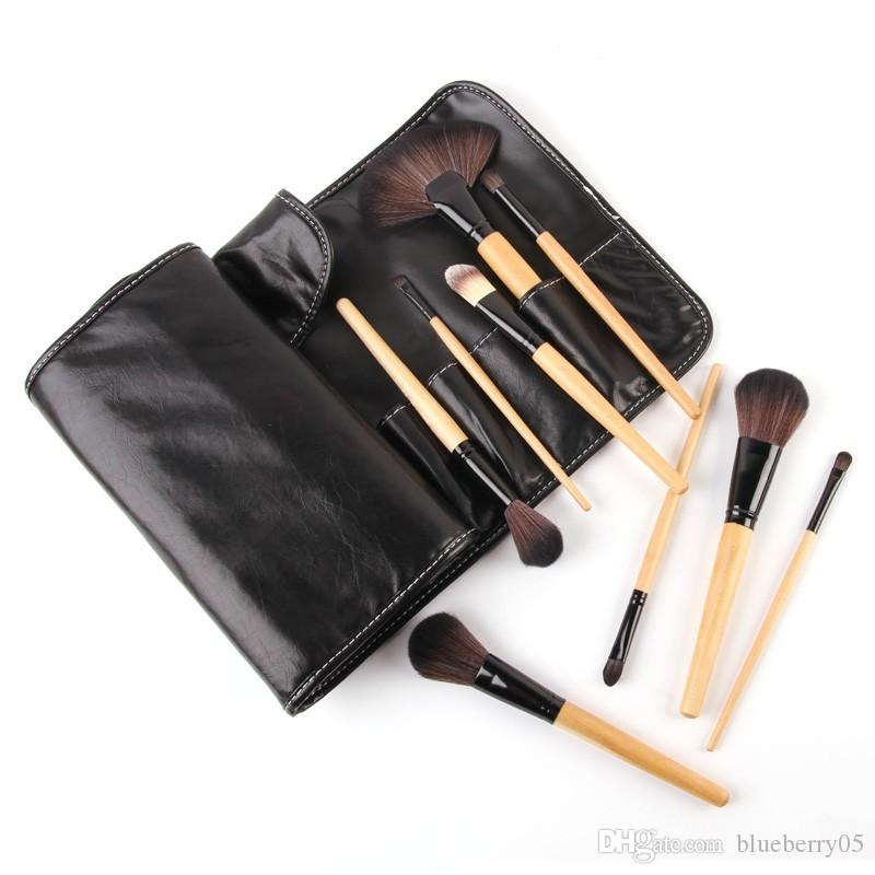 Hot Sale 2 colos 32Pcs Makeup Brushes Professional Cosmetic Make Up Brush Set The Best Quality!