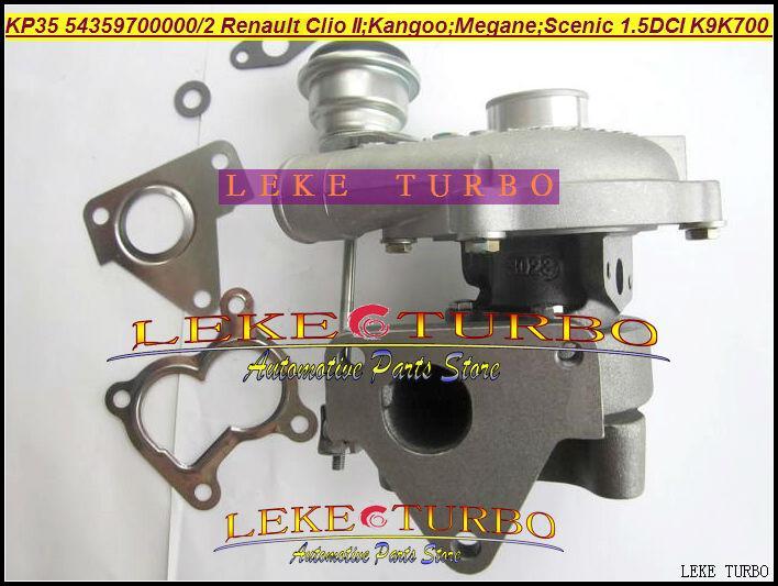 KP35 54359880000 54359880002 turbo for Renault Clio II Hatchback Kangoo Megane Scenic 1.5L DCI K9K700 K9K K9K710 TURBO (3)