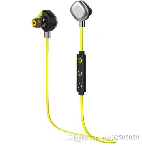 MULUL U5 Plus Bluetooth 스테레오 이어폰 HIFI 음악베이스 헤드셋 무선 스포츠 핸즈프리 fone de ouvido Auriculares with Mic NFC