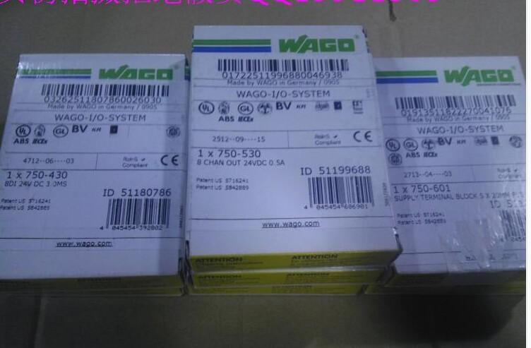 WAGO-I / O-SYSTEM 750-430