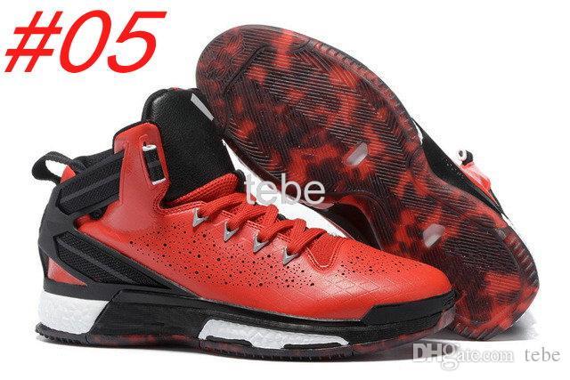da2164f0423 ... New D Rose 6 Boost Basketball Shoes Men Boosts Hot Sale Derrick Rose  Shoes 6 VI ...