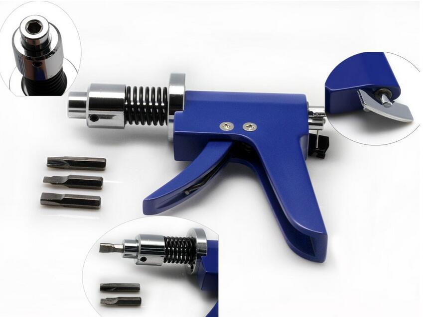 H&H export Multipurpose Flip Gun Advanced Plug Spinner Quick spring and aluminum gun Gun Turning Tool Locksmith Tool