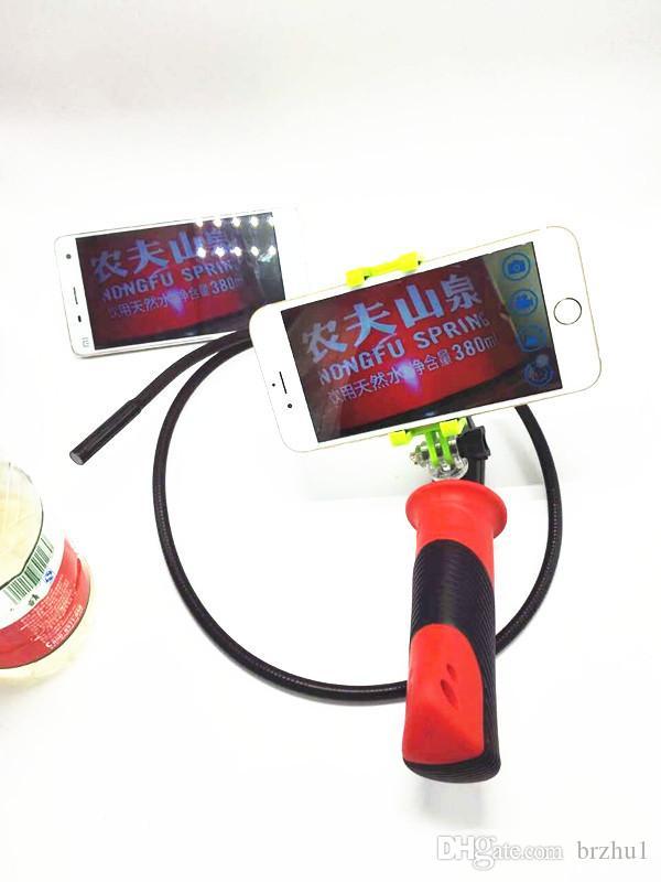 Mobile remeto conatrol wifi endoscope