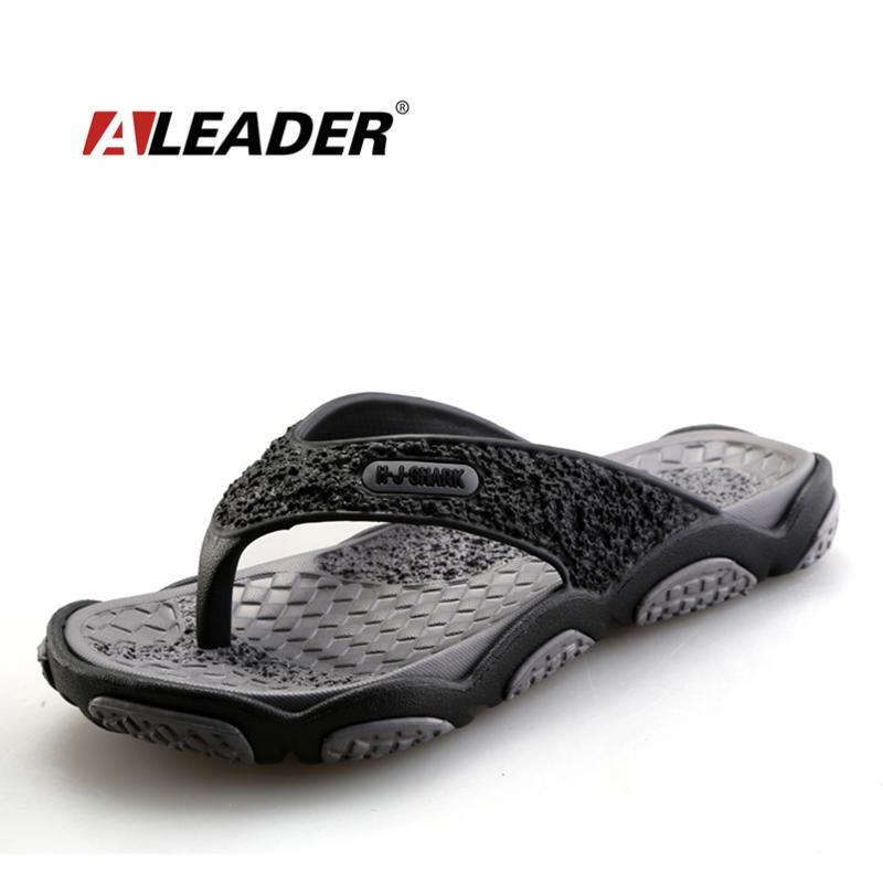 2017 sandali degli uomini casual estate pantofole scarpe da uomo lesiure piattaforma di gomma sandali da spiaggia infradito per uomo sandalias mujer