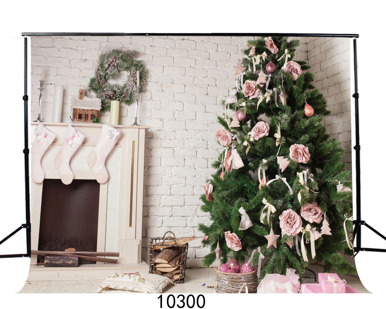 Christmas 7X5ft camera fotografica backdrops vinyl cloth photography backgrounds wedding children baby backdrop for photo studio 10300