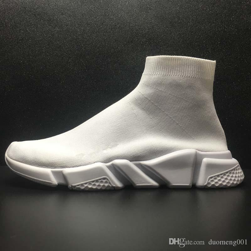 2017 Speed Sock Running Shoes For Men