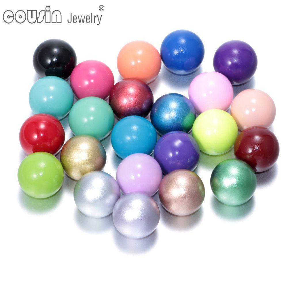 Bola de la armonía del cobre amistoso bola del ángel Bola de sonido bola multicolora 16m m de la música para los colgantes Joyería de la bola del embarazo del embarazo P1-P7