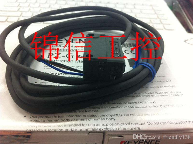 KEYENCE Pz-G42N PLC квадратный светоотражающий кабель типа фотоэлектрический датчик новый высокое качество гарантия на один год