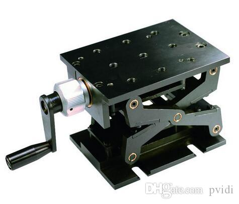 PT-SD1701M 수동 리프트, Z 축 수동 랩 잭, 수직 이송 스테이지, 엘리베이터, 광학 슬라이딩 리프트, 34.5mm 이동