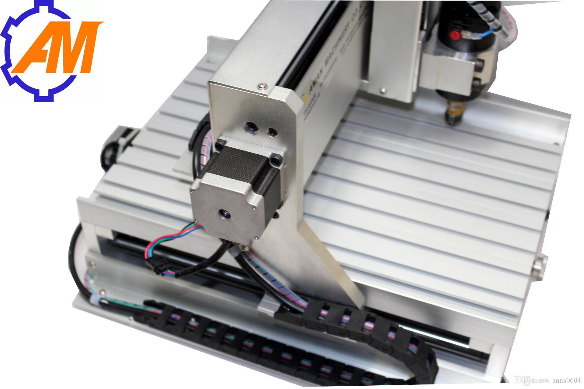 2018 plus de haute qualité produits 3020 500 w cnc pcb forage machine, travail du bois cnc
