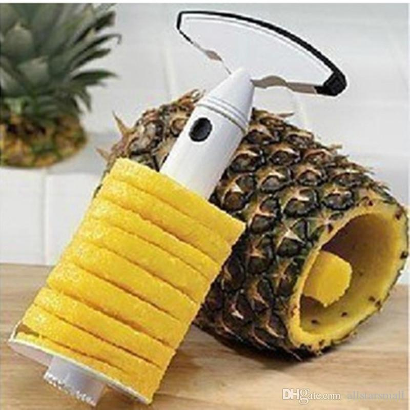 Affettatrice per ananas Affettatrice per ananas Affettatrice per ananas Affettatrice facile per sbucciare / sbucciare Coltello da cucina Utensili facili da cucina