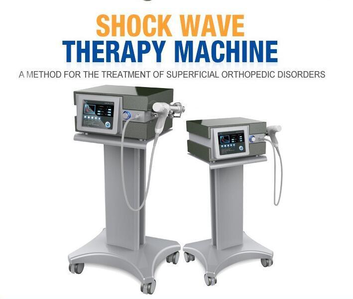 2016 Date De Haute Qualité CE Approbation 3 Handpieces Shock Wave Thérapie Douleur Douleur Traiter Machine Shock Wave Machine