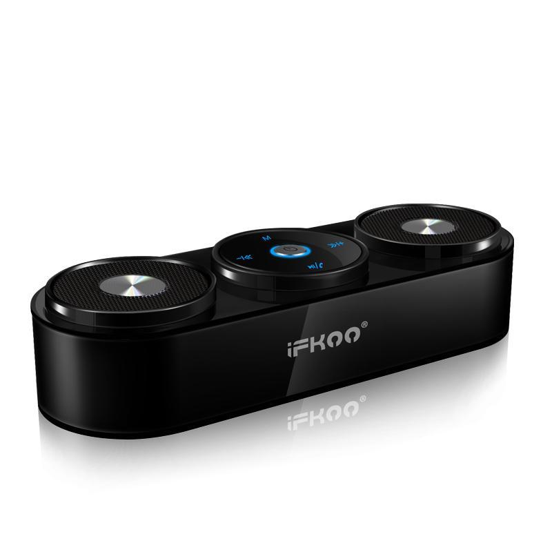 Haut-parleur Bluetooth sans fil carte téléphonique 4.0 ordinateur portable mini-subwoofer stéréo