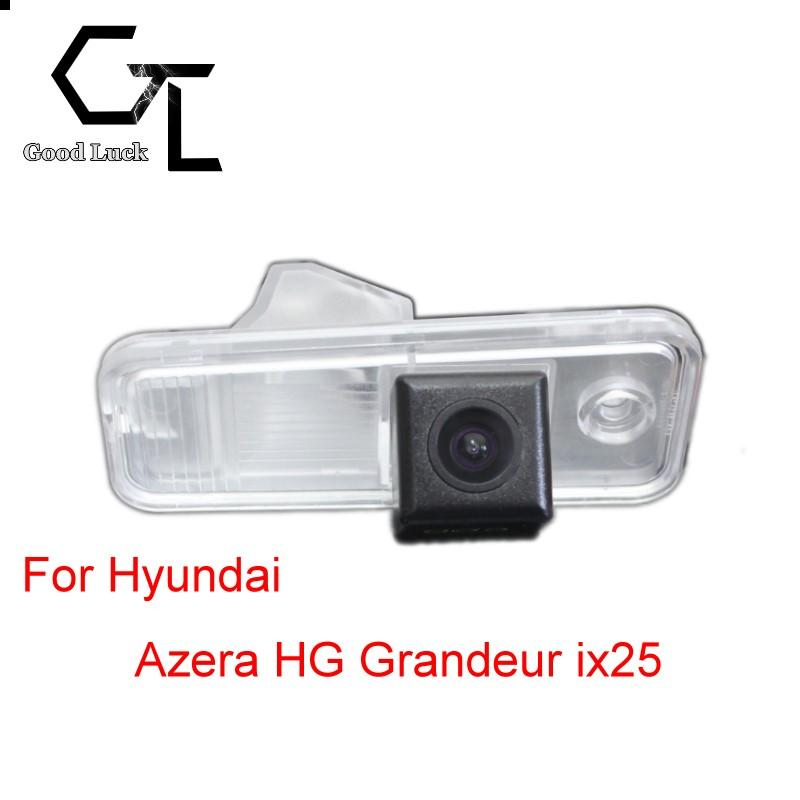 For Hyundai Azera HG Grandeur ix25 Wireless Car Auto Reverse CCD HD Rear View Camera Parking Assistance