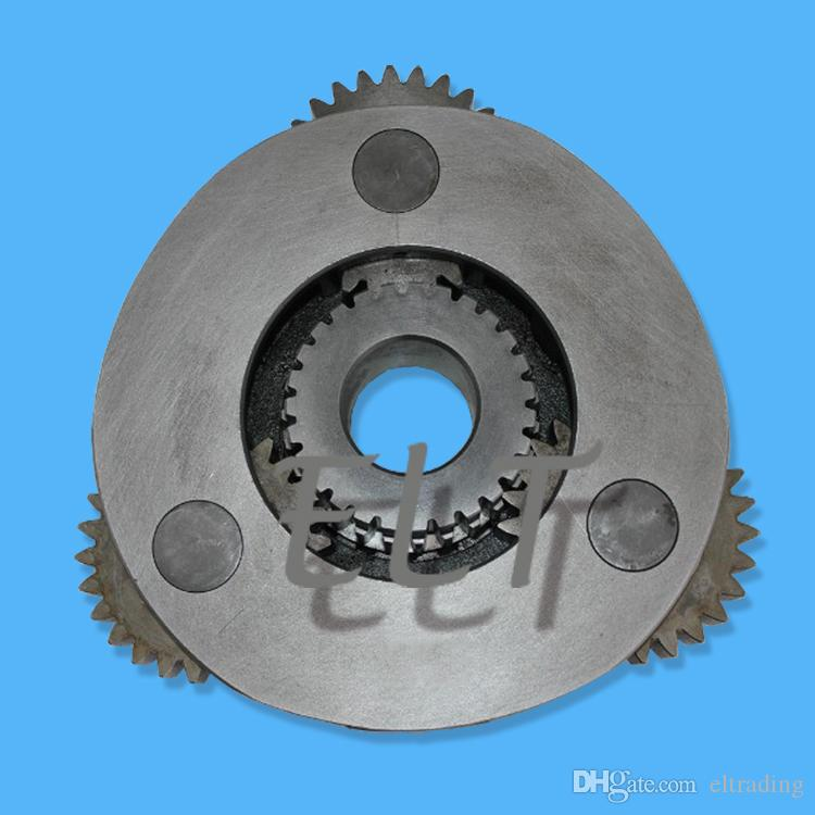 Planet Carrier Assembly 19T 1022197 1022197-A with Sun Gear for Final drive Travel Gearbox Fit ZX270 ZX270-3 EX270-5 ZX330 EX300-5 EX350-5
