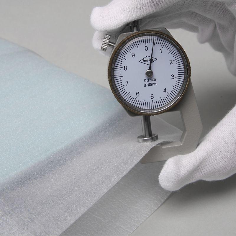 Wholesale-20 * 30cm 50Pcs 0.5mm EPE Schaum-Beutel-schützende Beutel-Verpackung Polietileno Embalajes Burbujas Verpakkings Materiaal für Verpackungsmaterial