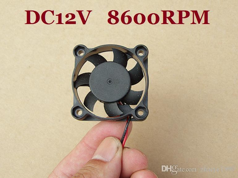 10 PCS / LOT DC6-12V 40x40x10 40mm 4010 소형 브러시리스 냉각 냉각 팬