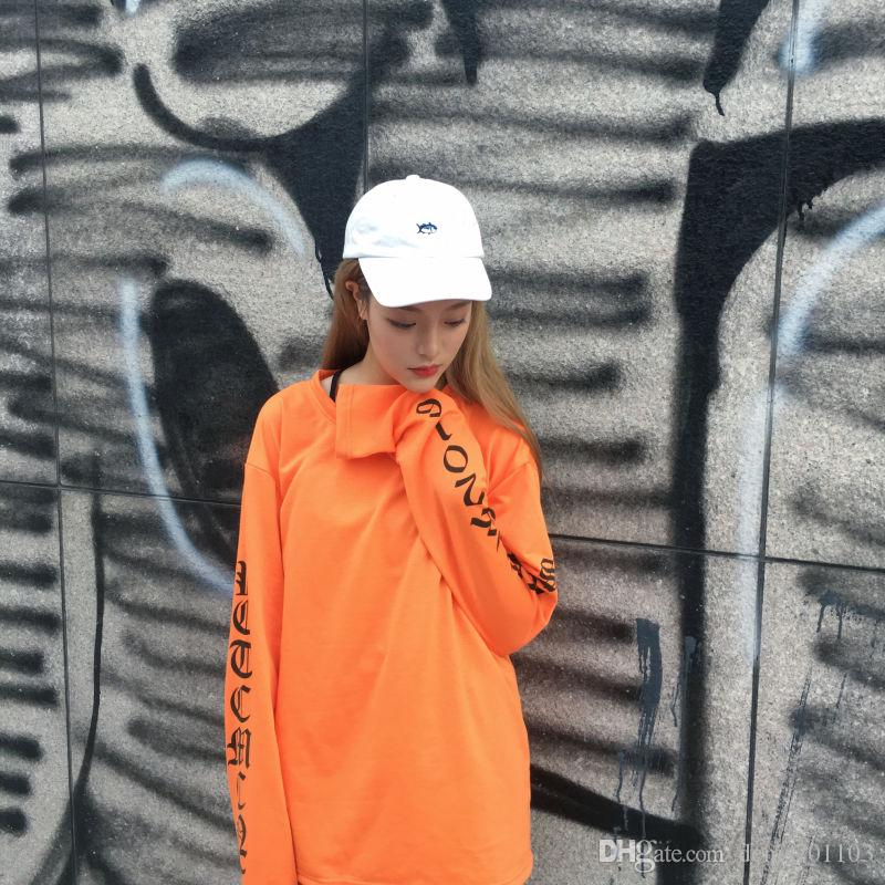 WTSXXN Unisex Off OW White Alfabeto Sudadera con Capucha Hombres Sudadera con Capucha Suelta Hip-Hop Mujeres Casual Color s/ólido Jersey 3D Imprimir