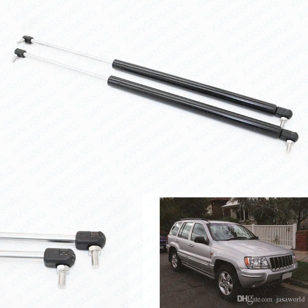 I supporti di sollevamento 2pcs Auto Portellone Struts Gas Shock Struts Damper auto per Jeep Grand Cherokee WJ 1999-2000 2001 2002 2003 2004