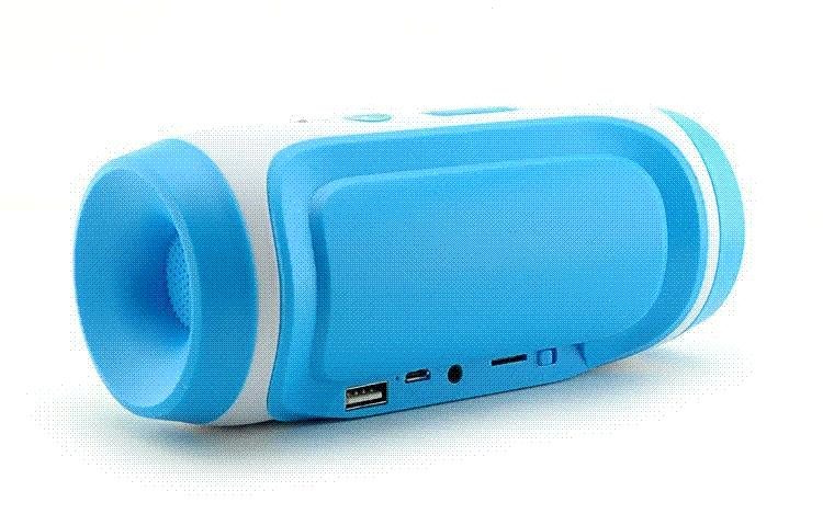 Waterproof portable bluetooth bike speaker , Wireless Stereo NFC mini Earson subwoofer outdoor speakers sound box loudspeakers
