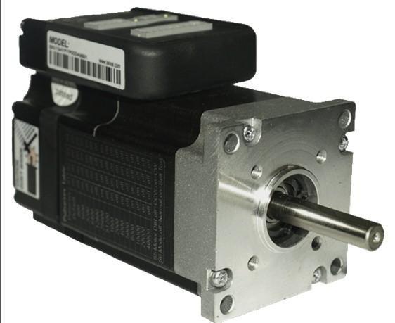 130W Leadshine 통합 서보 모터 NEMA 23 ISV5713V36-1000 서보 모터 3000RPM 정격 속도 CNC 저장 장소 인코더 1000 회선