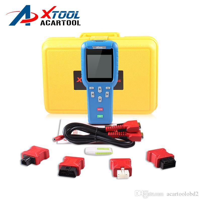 NEU Top-Rated 100% Original XTOOL X300 plus Unterstützung x100 Selbstschlüsselprogrammierer + x200 Ölrestwerkzeug NEU Schlüsselprogrammierer mit EEPROM Adapter