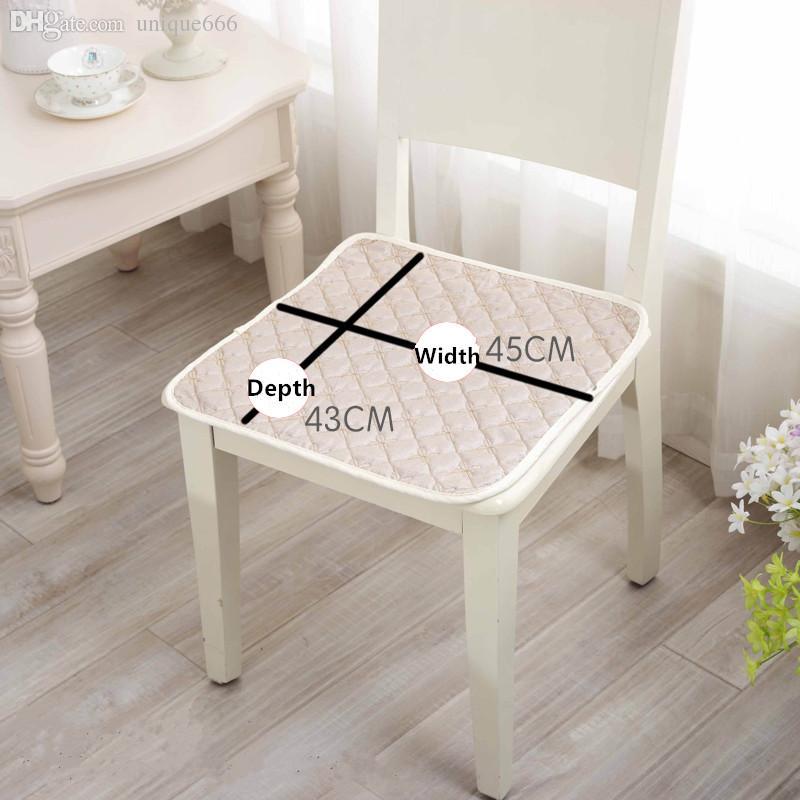 ... Einzigartige Esszimmer Stuhl Kissen Küche Stuhl Kissen Sitzmatte Pad  All Seasons Auto Matte Antisilp Sitzkissen 2