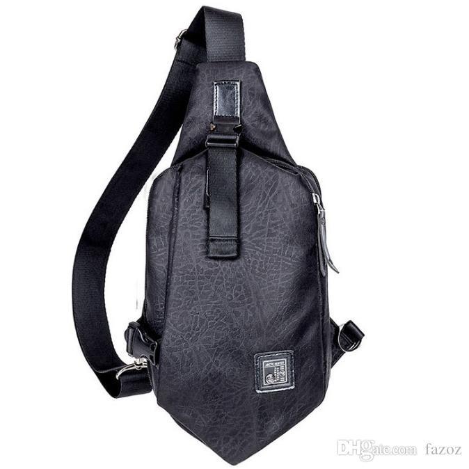 Новый уникальный персонализированный Мужчины Грудь Сумка подростковая молодежи Камуфляж полиэстер Оксфорд Креста тела плеча Sling пакет рюкзака Мужской Дорожная сумка