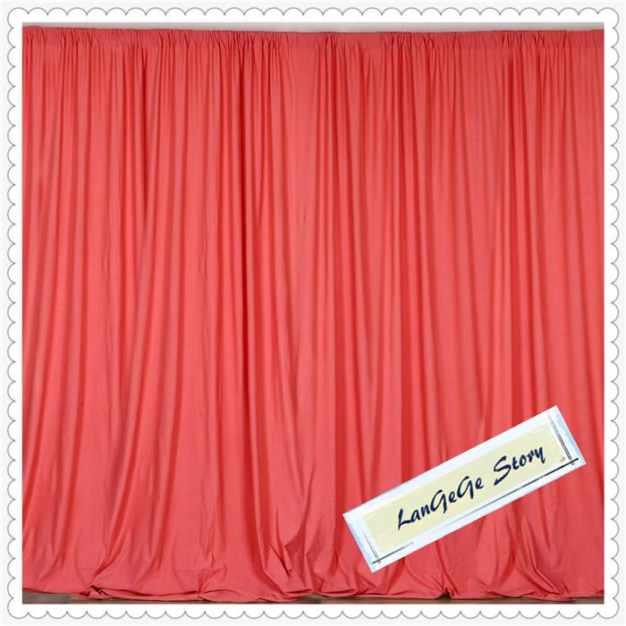 Kırmızı düğün arka plan / İyi Qualtity fon / etkinlik / 3m perdeyi geri sahne * 3m / 10 ft * 10 ft