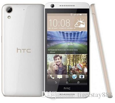 """원래 HTC 디자 이어 (626) 휴대 전화 5 """"터치 스크린 쿼드 코어 2기가바이트 RAM 16기가바이트 ROM 8MP 카메라 (626) 단장 전화"""