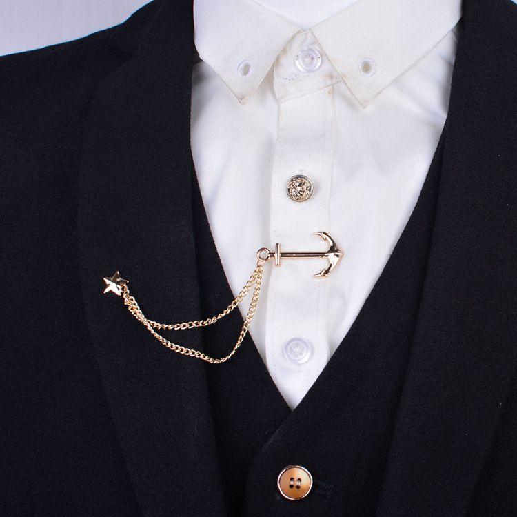 Blue lace tie clipWhite stone tie clip mans suit accessoriesoffice attiregift for manwhite tie clip