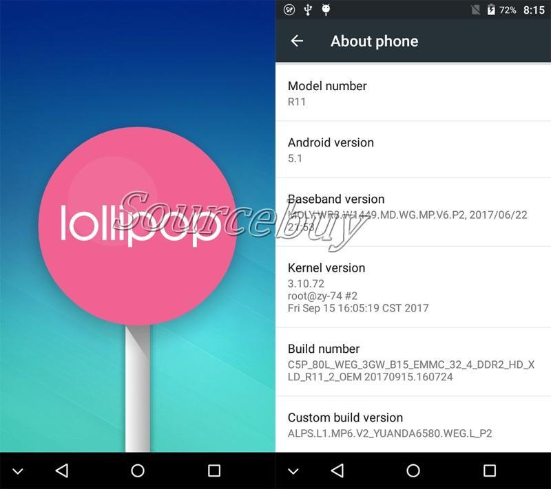 Compre Nova Jiake R11 5 5 Polegada Mtk6580 Telefones Celulares Android Dual  Sim Desbloquear 512 Mb 4 Gb Rom Quad Core 3g Wcdma Telefone Celular
