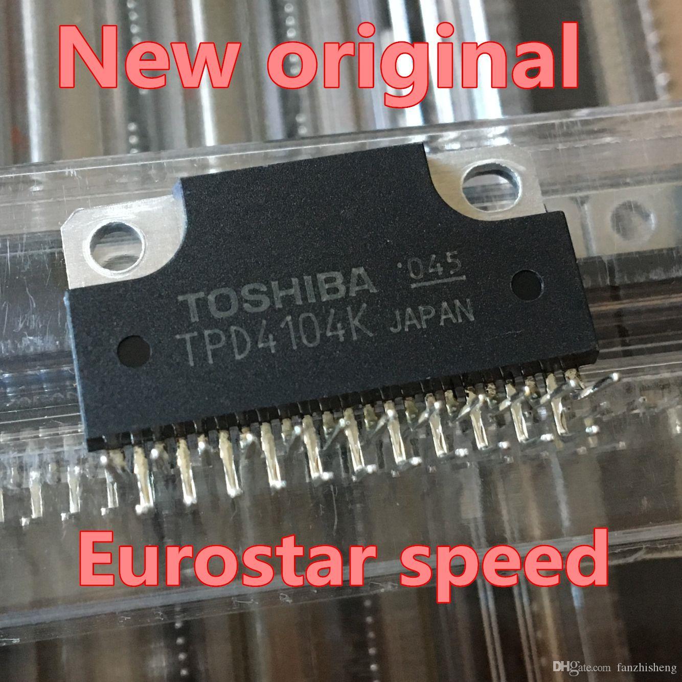 2 / pcs IC TPD4103K TPD4104K TPD4104AK Nouveau original MR2920 HA13605 MSR5100-LF 16212886 TDA7490SA Assurance qualité Peut jouer