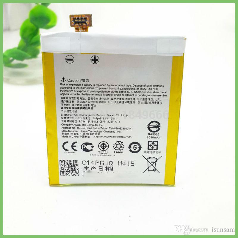 ISUN New High quality battery For ASUS ZenFone 5 A500G Z5 T00J C11P1324 battery