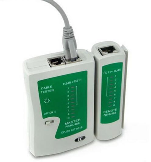 جديد وصول RJ45 RJ11 RJ12 CAT5 UTP شبكة LAN كبل USB اختبار أدوات الاختبار عن بعد