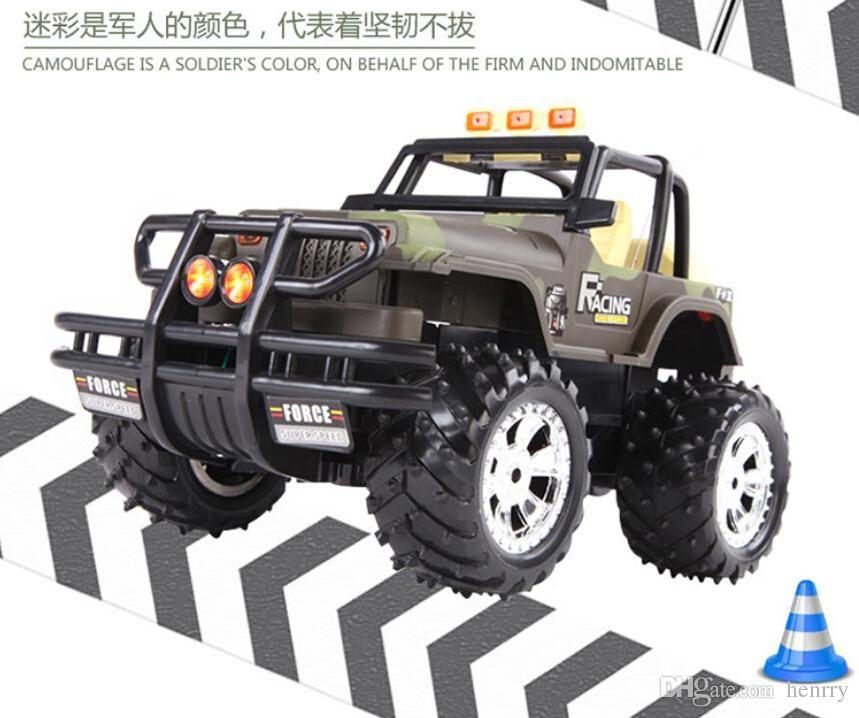 digidea дистанционного управления автомобилей, внедорожников детские игрушки, дистанционного управления модель автомобиля супер, супер прочность с перезаряжаемые батареей
