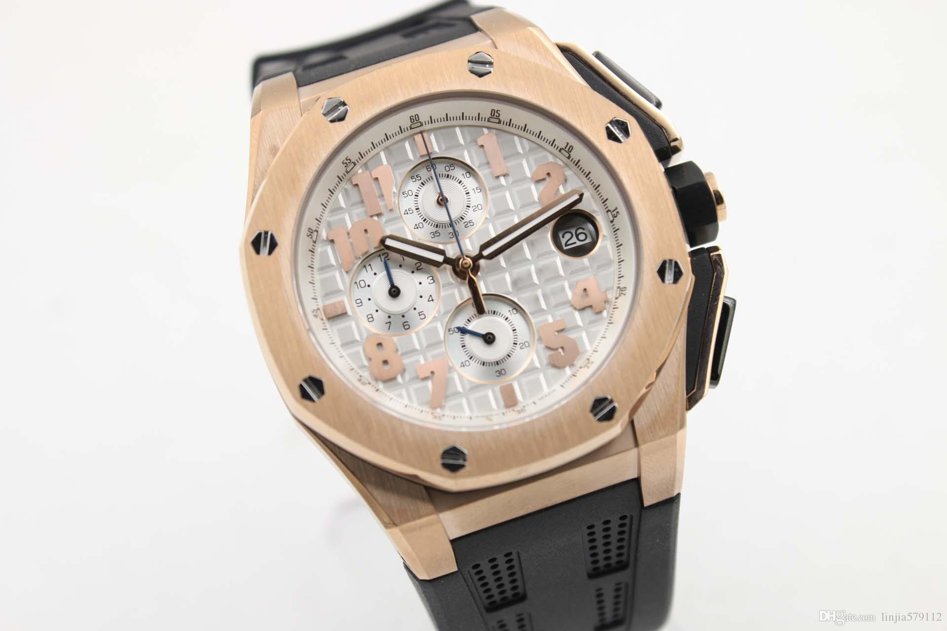New 15400ST.OO Sports Royal Speed High Quality Classic Fashion 01 Gift Watch Free Delivery
