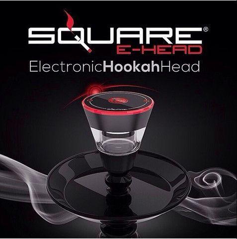 Free DHL Square e head ehead ehookah mini ehose e shisha square cartridge Vape pen refillable ehookah disposable hookah e cigarette kit