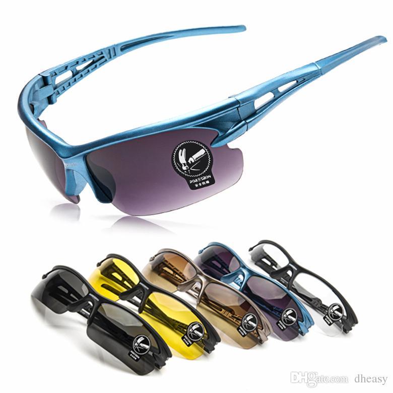 Toptan Moda Juliet Güneş Gözlüğü UV400 Bisiklet Gözlük Gafas Ciclismo Mujer Açık Spor Gözlük Güneş Gözlükleri Temizle 5 Renk