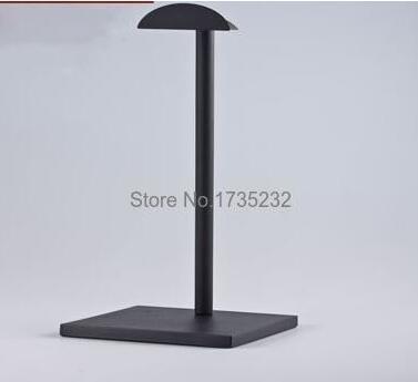 10 pcs preto pintura a tinta Hidráulica Sacos de Metal Ajustável Bolsa de Exibição Stand Racks chapéu asa Titular